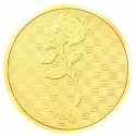 RSBL Gold Coin of 0.5 Gram / Half Gram in 24Kt 995 Purity / Fineness