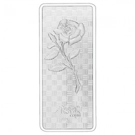 RSBL Silver Bar of 500 Grams in 24Kt 999 Purity Fineness