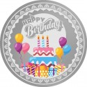 MMTC PAMP Silver Coin Happy Birthday of 20 Gram in 999.9 Purity / Fineness