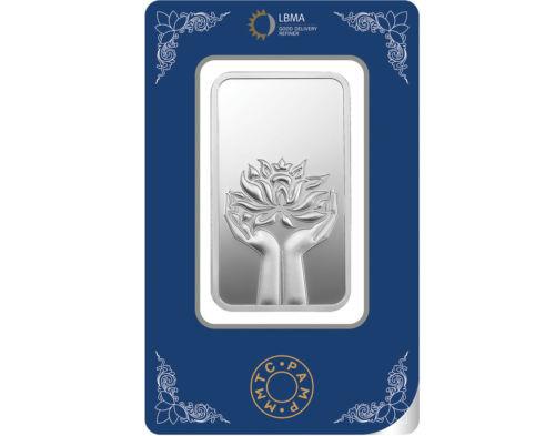 Buy Mmtc Pamp Silver Bar Of 50 Gram In 999 Purity Online